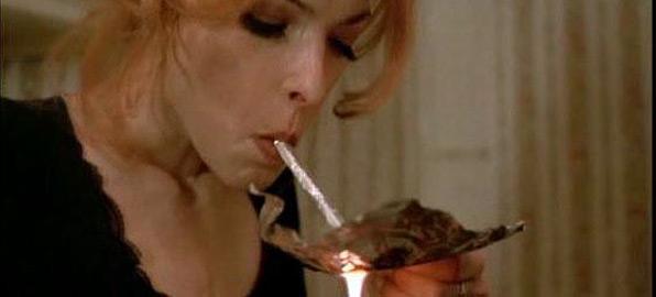 Fumare la stagnola