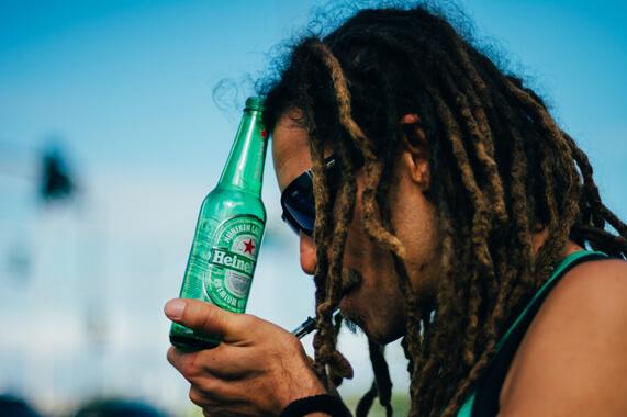 Alcol e cannabis insieme, ecco gli effetti
