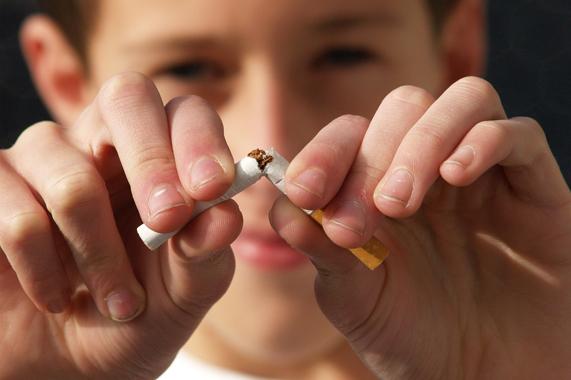 Smettere di fumare è importante per la propria salute