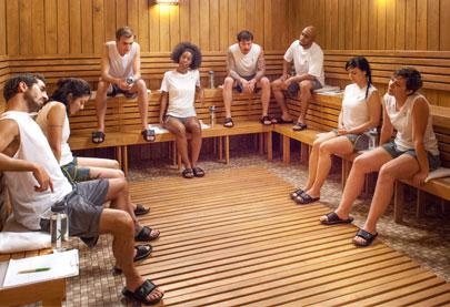 Programma di Disintossicazione - Terza Fase: Sudorazione in Sauna