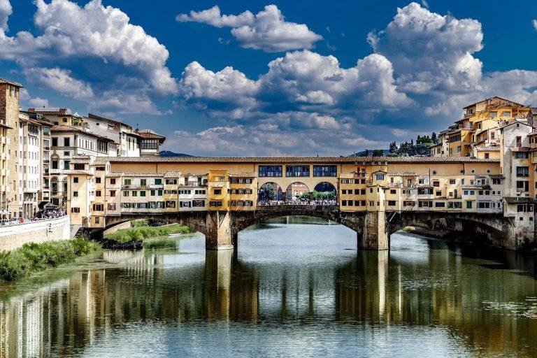 roman, bridge, architecture