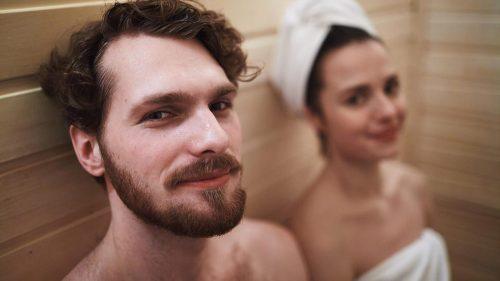 Comunita di recupero tossicodipendenti Narconon Astore foto sauna